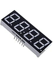 0.56 inch with Clock Red 4 Digit 7 Segment LED Display