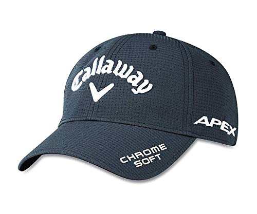 (Callaway Golf 2019 Tour Authentic Performance Pro Hat, Grey)