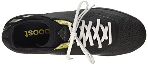 adidas Ace 16.1 Court, Botas de Fútbol para Hombre Multicolore (Cblack/Ngtmet/Goldmt)