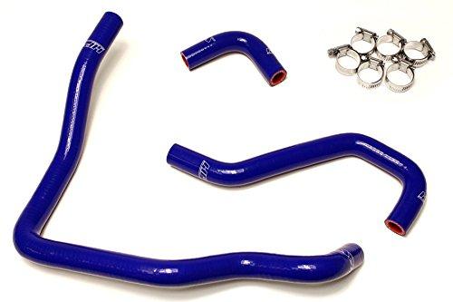 HPS 57-1430-BLUE-2 Blue Silicone Heater Hose Kit (Coolant) HPS Silicone Hoses