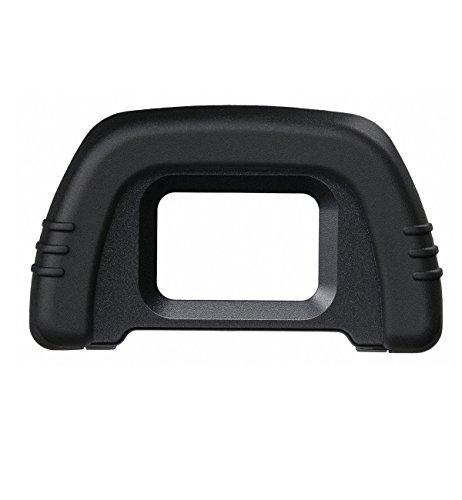 ADQQ Rubber Eyepiece DK-21 Eyecup Viewfinder For D750, D610, D600, D7000, D90 Digital Cameras