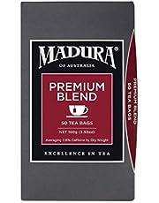 Madura Premium Blend 50 Tea Bags, 1 x 100 g