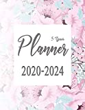 5 year planner 2020-2024: 2020-2024 planner. Agenda Planner For The Next Five Years, 60 Months Calendar,Monthly Schedule Organizer  Appointment ... Goal Setting