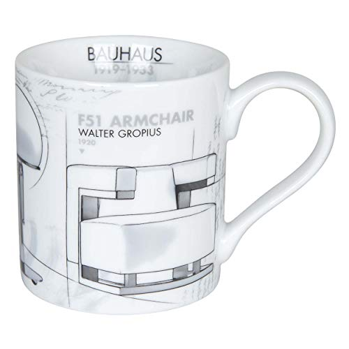Könitz Bauhaus Anniversary Mug - Objects