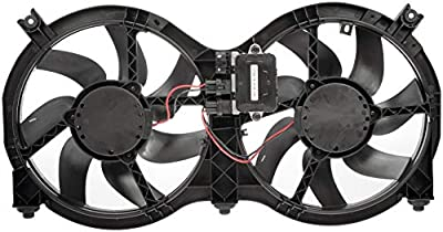 Dorman 621-586 Engine Cooling Fan Assembly for Select Infiniti/Nissan Models