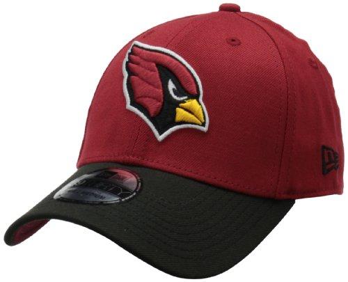 New Era Spandex Hat - NFL Arizona Cardinals 39Thirty TD Classic Cap by New Era, Large/ X-Large,Arizona Cardinals,Large/X-Large