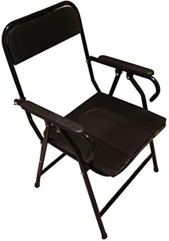 折り畳み式の椅子椅子高背部スポンジは、トイレ妊婦高齢者スクワットトイレ55 * 53.5 * 89cmの椅子を持ち上げることができます