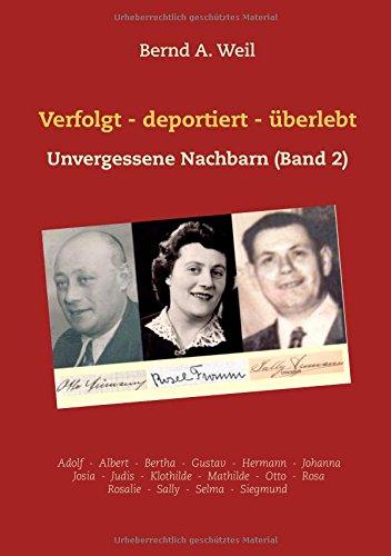 Verfolgt - deportiert - überlebt (German Edition) pdf