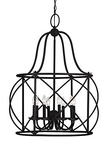 - Sea Gull Lighting 5116408-839 Eight Light Hall / Foyer
