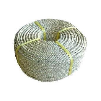 6mm径×約200m巻 1巻 マニラ麻ロープ