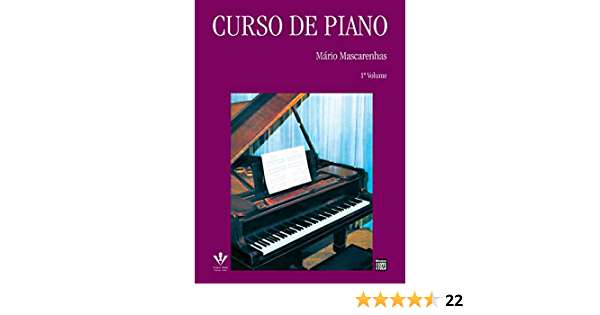 Curso de Piano - Volume 1: Amazon.es: Vários Autores: Libros