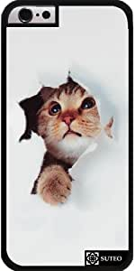Funda para Iphone 6 (4.7'') – lindo gatito - ref 879