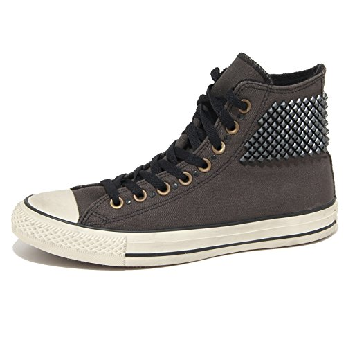 CONVERSE CT HI carbón 141275C zapatos mel chica mediados de espárragos Grigio