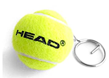 Head Mini Tennis Ball - Llavero: Amazon.es: Deportes y aire ...