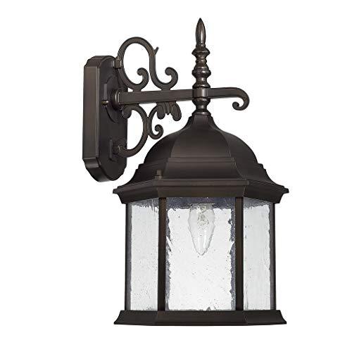 (Capital Lighting 9833OB Six Light Outdoor Wall Lantern)