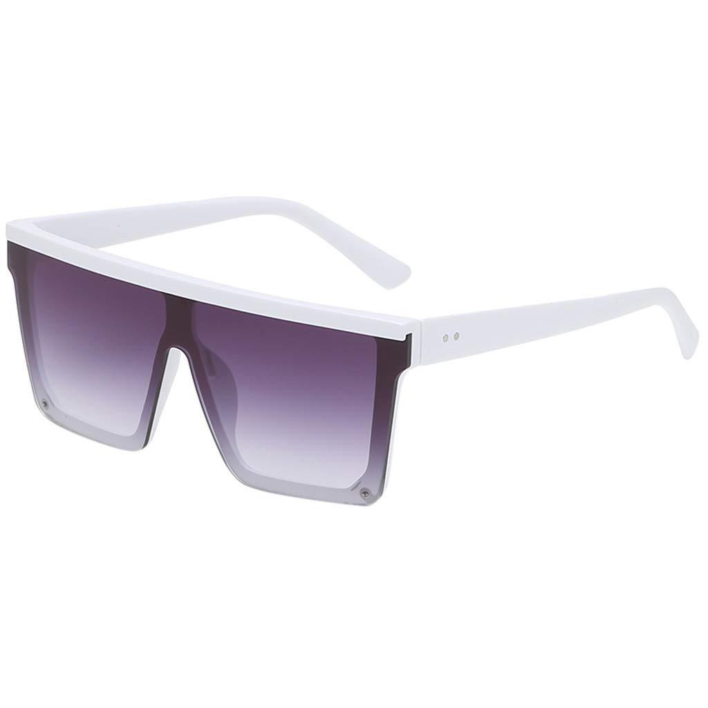 Amazon.com: AMOFINY Glasses Fashion Man Women Irregular ...
