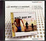 Worship Leader Assistant: Wash Over Me (CD-ROM)