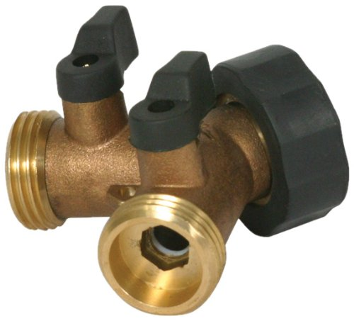 Camco 20123 Brass Water Wye Valve made our list of RVing Tips For Beginners