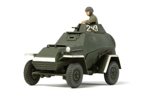 Tamiya Models BA-64B Russian Armored Car