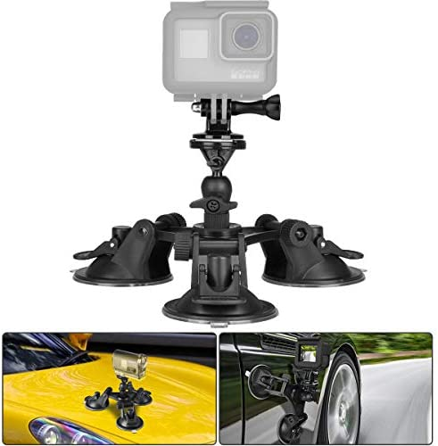 Suction Camcorder Windshield Compatible Vehicle product image