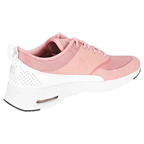 001 NIKE Sneakers Thea Max Air Rust Pink Rust WMNS Black Summit Basses White Multicolore Femme Pink RnRTqZ