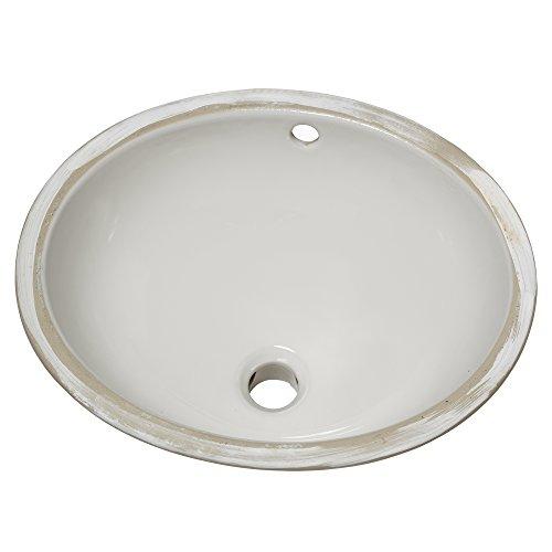 0495 Ovalyn Undercounter Sink - 1