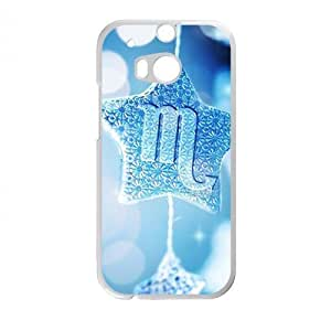 Shining hanging Star personalized creative custom protective phone case for HTC M8