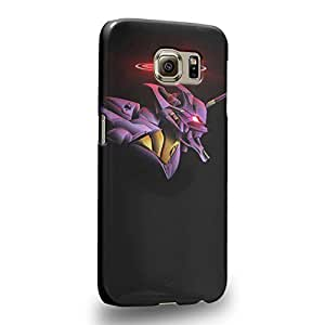 Case88 Premium Designs Neon Genesis Evangelion Shinji Ikari Evangelion Unit-01 1091 Protective Snap-on Hard Back Case Cover for Samsung Galaxy S6