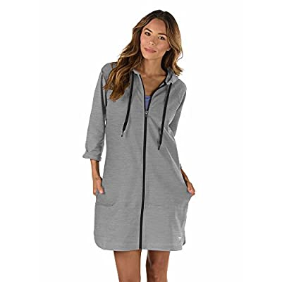 Speedo Women's Aquatic Fitness Robe Cover Up with Hood