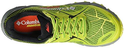 Columbia Scarpe Da Uomo Trail Running Caldorado Ii Giallo new Leaf Green zour 924
