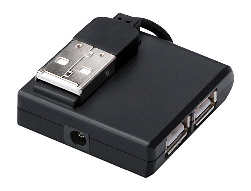 5 opinioni per Digitus DA70217 Mini Hub 4 Porte USB 2.0