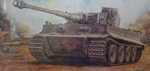 1/15 ドイツ6号重戦車 タイガー1 リモートコントロール(ラジオコントロール搭載可) B0095C4AFU