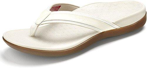 Vionic Women's Tide II White Sandal