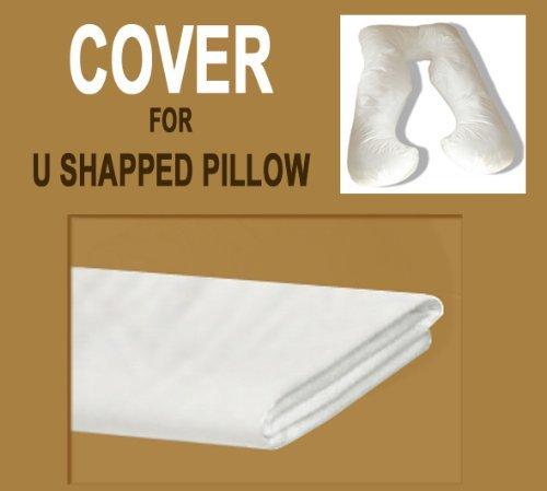 Amazon.com: Extra cómodo en forma de U cojín de lactancia ...