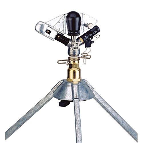 Perrot ZE 30 WF Kreisregner, Teilkreisregner, Wenderegner, Sektorenregner mit Dreifuß, Sprinkler