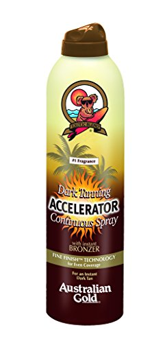 Tan Accelerator With Bronzer - 5