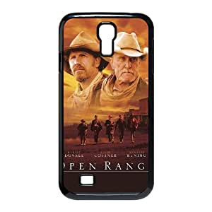 Resolución Open Range Alto cartel Samsung Galaxy S4 9500 caja del teléfono celular funda Negro caja del teléfono celular Funda Cubierta EEECBCAAL73049