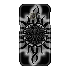 Bumper Hard Phone Cases For Samsung Galaxy S6 With Provide Private Custom Beautiful Godsmack Band Pictures JonBradica