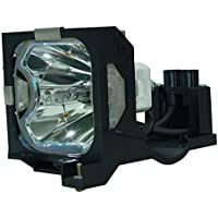 AuraBeam Mitsubishi VLT-XL30LP Projector Replacement Lamp with Housing