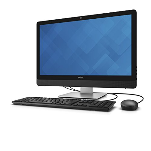 "Dell Inspiron 24 5000 5488 AIO - 23.8"" FHD Touch - Core i7-7700T - 12GB - 1TB HDD - Silver"