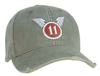 948711th O.D. Airborne Vintage Baseball cap