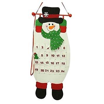 Geschenke Weihnachtskalender.Keavylee Party Festival Geschenke Weihnachtskalender Weihnachtsmann