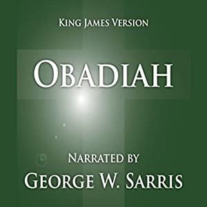 The Holy Bible - KJV: Obadiah Audiobook
