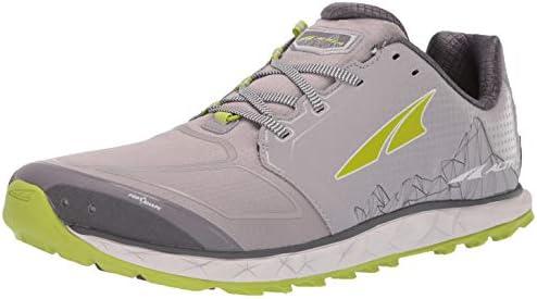 (アルトラ) SUPERIOR 4.0 Men US9.5(27.5cm) Gray:Lime