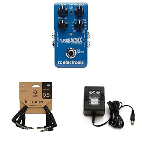 amazon com tc electronic flashback delay and looper guitar delay