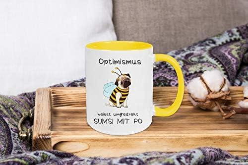 Optimismus heißt umgekehrt sumsi mit po