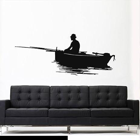 Amazoncom Wall Vinyl Sticker Decals Decor Art Bedroom Design - Vinyl stickers for rc boats