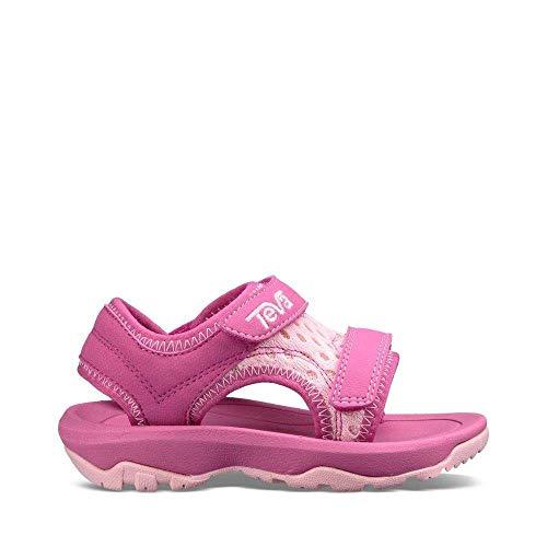 Teva Girls' T Psyclone XLT Sport Sandal, Pink, 10 M US Toddler
