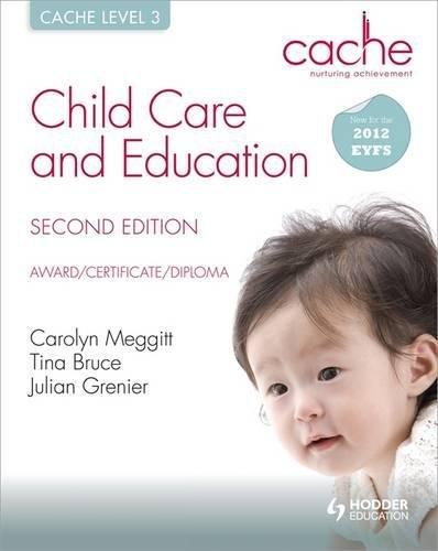 CACHE Level 3 Child Care and Education 2E