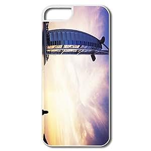 Burj Al Arab Dubai IPhone 5 5s Case Shell,Custom Make Movies Case For IPhone 5s